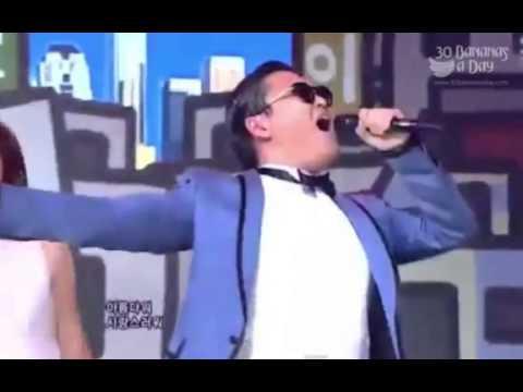 PSY - Gangnam Style ENGLISH TRANSLATION LYRICS