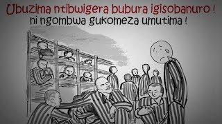 Man's search for meaning (Gukomeza umutima no mu mibabaro) Resimi