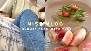 여름에 먹는 것들/두부…