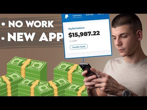 NEW App That Pays $1,000s On Autopilot! (Make Money Online)