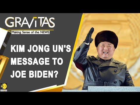 Gravitas: North Korea Unveils New Ballistic Missile