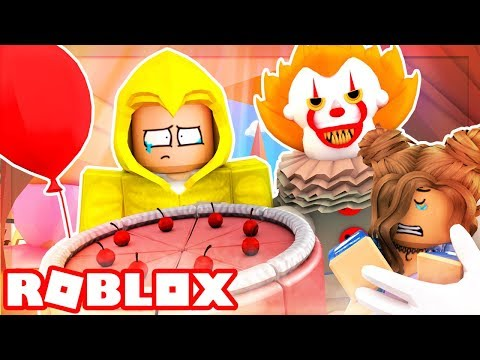 IT HUNTS US DOWN IN A SEWER! Roblox Adventures