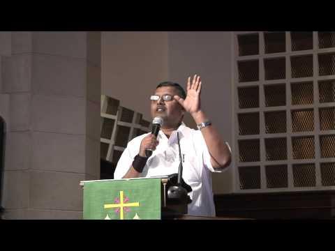 Bro. Bhogi. Santha Rao's Message At UECF