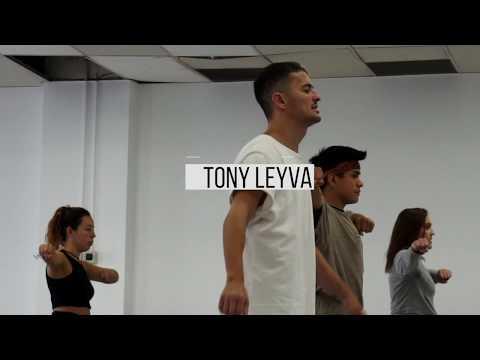 SHHH - RAYE / Tony Leyva Choreography