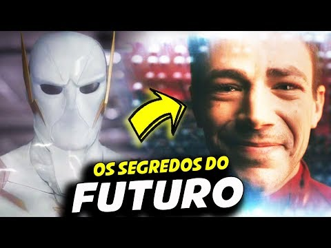 A ORIGEM DE NORA GODSPEED DECEPCIONOU?  THE FLASH 5X18 REVIEW
