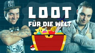 loot fr die welt level 2   48h charity stream