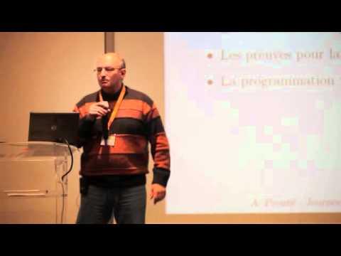 Innovaxiom - Conférence mathématiques innovantes 2010 - Alain Prouté