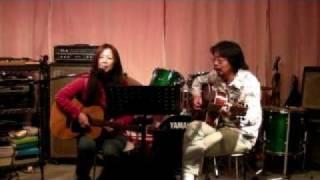 2011. 2.6 練馬Be-born お気楽ライブ 久しぶりにリリー&カルロスで飛び...