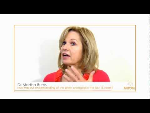 Dr Martha Burns  How our understanding of the brain has changed