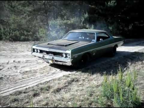 Dodge Polara 1969 Hemi 572 - YouTube