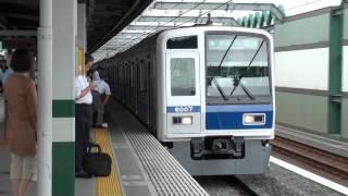 朝ラッシュ 練馬駅 西武池袋線 1 Tokyo Rush Hour Trains Seibu Line