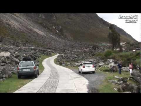 Viajando por Los Paramos de Merida HD. 2da Parte