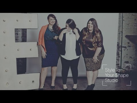 Callie Thorpe, Danie Varnier & Georgina Horne's Christmas Partywear Edit | The Style Experts | Evans