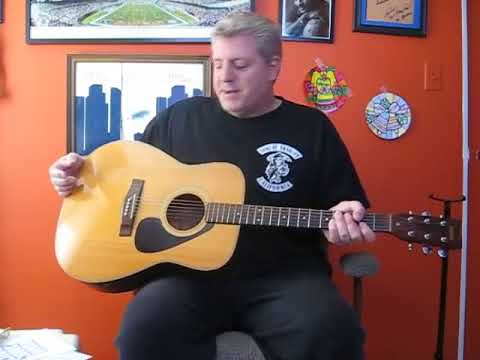 Dave the guitar guy -Son of a Sailor by Jimmy Buffett guitar lesson