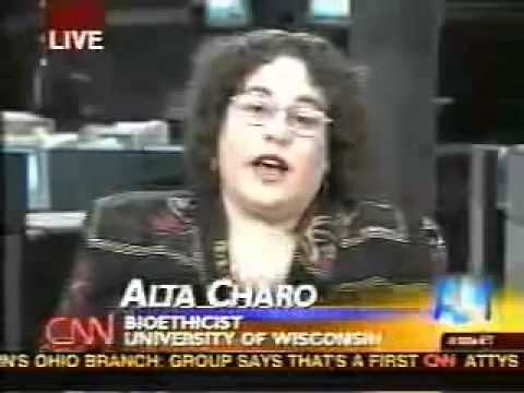 Dr. Zavos on CNN American Morning with Paula Zahn
