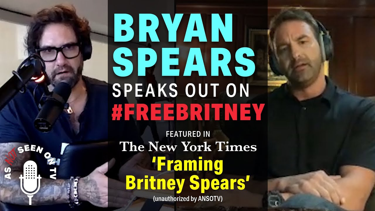 Britney Spears' Brother Bryan Speaks Out On Court Case