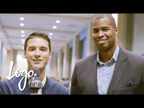 Jason Collins on Coming Out to the Clinton's Before the World | Election 2016 | Logo