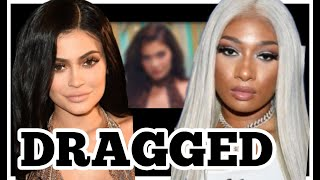 WHY KYLIE JENNER IS BEING DRAGGED BADLY. AGAIN...