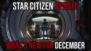Star Citizen December Update - Alpha 3.12 - Mercury Star Runner Giveaway