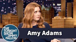 Amy Adams Cries Over Sriracha on Command