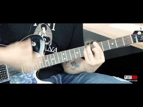Gitarre lernen: 36 Grad - Zweiraumwohnung (GUITARNERD DeSade HD)