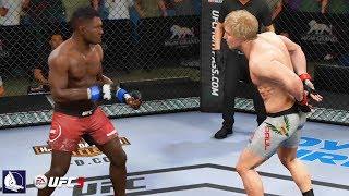 UFC 3 | Logan Paul vs. KSI (Epic Gameplay)