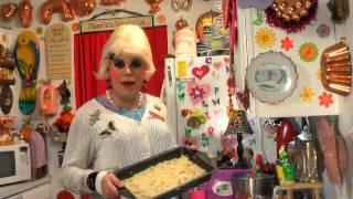 Apricot Coconut Squares : Trailer Park Cooking Show