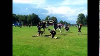 Jugger: Pig Pile - Mighty Special Gossenschergen (2. Bergische Meisterschaft)
