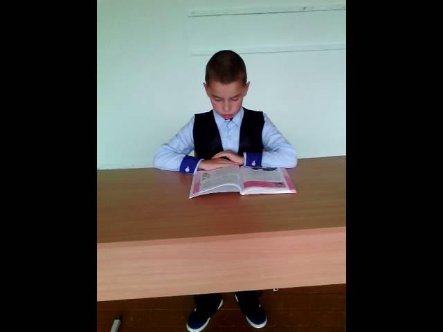 Радмир Фатыхов читает произведение «Полевые цветы» (Бунин Иван Алексеевич)