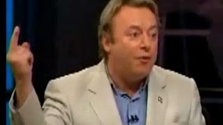 Christopher Hitchens destroys Christian ethics and morality