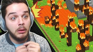 MINECRAFT END OF THE WORLD