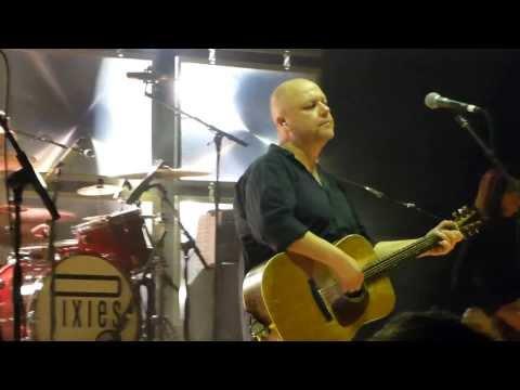 Pixies: Mr. Grieves, Nimrod's Son, Vamos - Strathmore Music Center Bethesda-Washington 1080HD