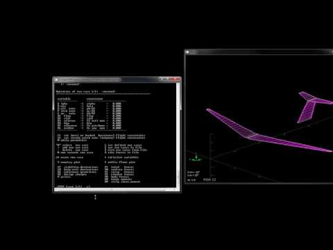 Introduction to Aerodynamic Analysis using AVL