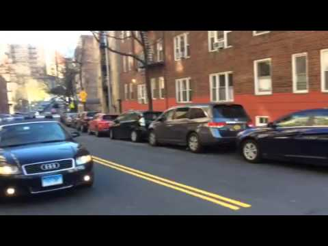 NYC Department of Finance evidential video parking violation #14064704-1