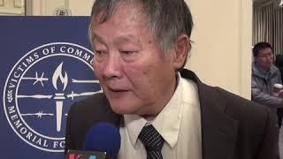 魏京生: 支持香港人民,给中国政府最大的压力