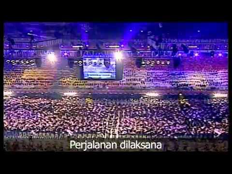 Satu Malaysia (Sambutan Hari Kebangsaan Ke-53)