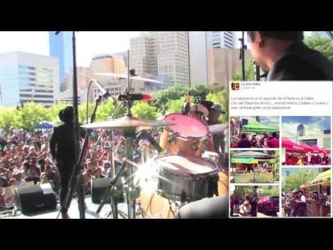 Fiesta De Mayo - Univision Radio Dallas 2013