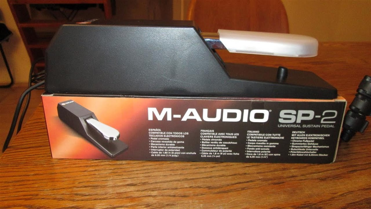 M-Audio SP-2