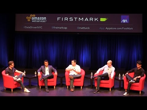 Venture Capital Investor Panel: Investing in Big Data (Data Driven NYC / FirstMark)