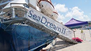 SEADREAM 2 YACHT  2014 cruise
