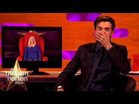 Guest Host Jack Whitehall Gets Called Out By Audience Member | The Graham Norton Show