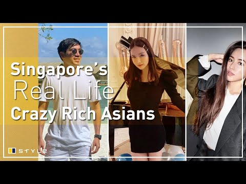 Singapore's real-life Crazy Rich Asians