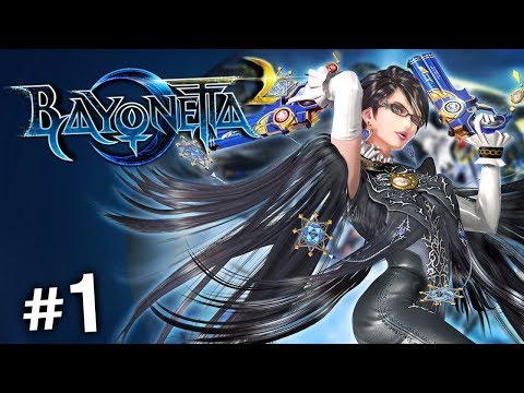 Bayonetta 2 #1 - What is Going On?!