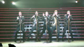 Backstreet Boys -  Show Me The Meaning/I'll Never Break Your Heart