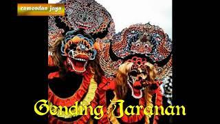 Gambar cover Gendhing Jaranan Gelang Kayu