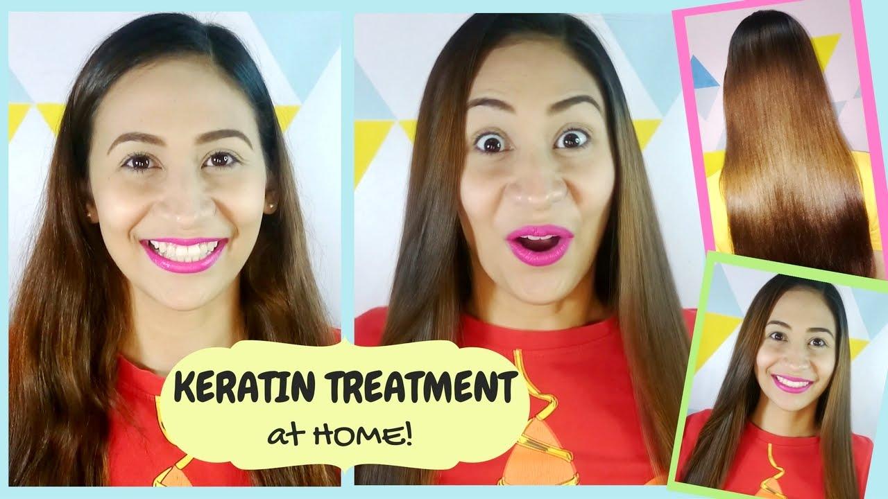DIY Cheap Keratin Treatment At Home