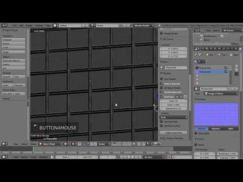 Tutorial: Creating Your Own Textures in Blender