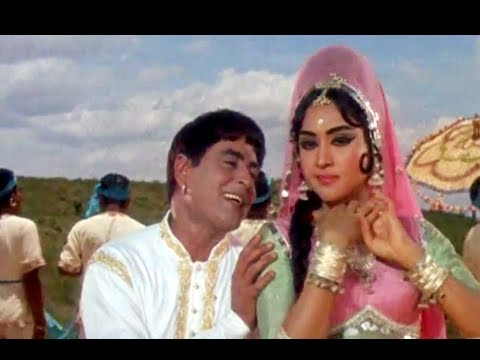 O Ek Baar Aata Hai Din Aisa - Classic Folk Hindi Song - Suraj - Rajendra Kumar, Vyjayanthimala