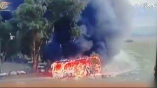 מחדל האוטובוס: למה החיילים היו חשופים לפגיעת חמאס?