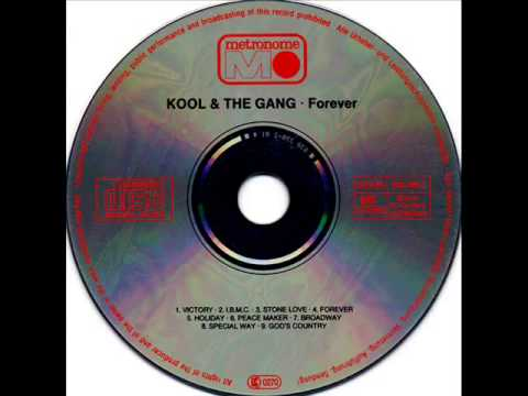 Kool & The Gang   God's Country